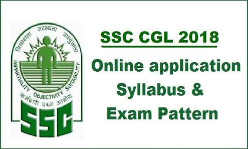 CGL EXAMINATION 2018 SSC PATTERN AND SYLLABUS