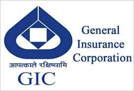 GIC recruitment notification syllabus 2019